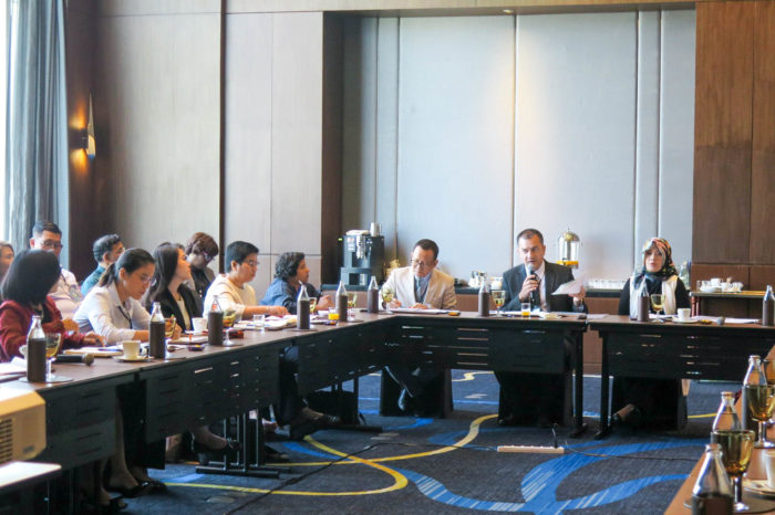 Building Partnerships to Promote a Healthy Asia
