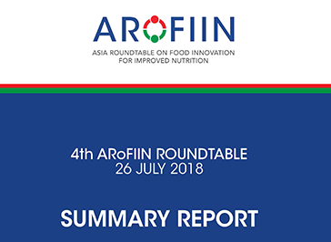 ARoFIIN Roundtable Summary Report 2018