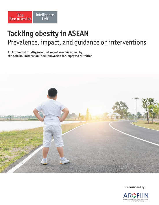 Tackling Obesity in ASEAN: Prevalence, Impact, and Guidance on Interventions