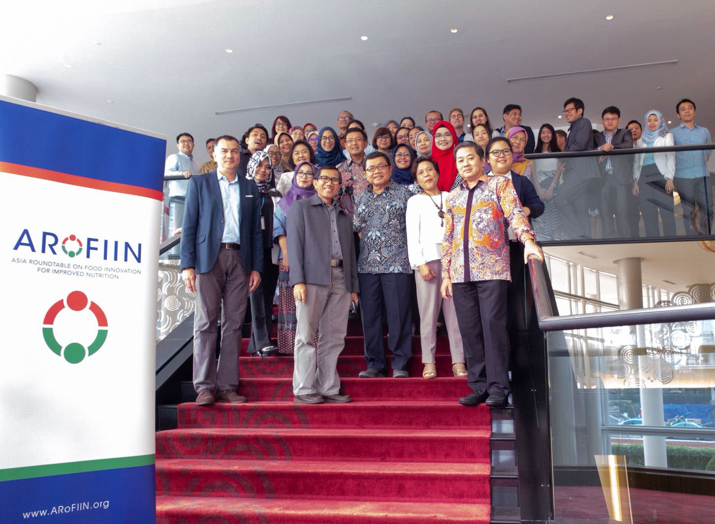 Positive Actions for A Healthier Asia at the 4th ARoFIIN Roundtable