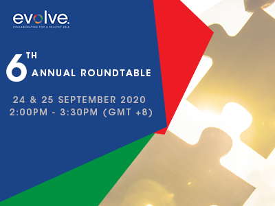 6th Annual Roundtable: Driving Health & Wellness in a Post-COVID World